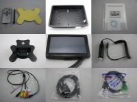 7 Zoll LCD TFT DISPLAY USB TOUCHSCREEN