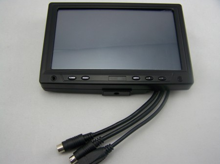 7 Zoll LCD TFT DISPLAY USB TOUCHSCREEN