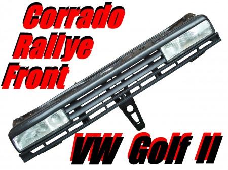 Rallye Corrado Front für VW golf 2 und Jetta